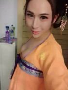 Ts Lili queen top and bottm invites for incall massage in Doha