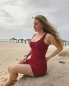 Beautiful escort elite girl Viviana will be your perfect company in Qatar