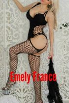 The best from escort list on SexoDoha.com: Emely France girl, 20 y.o