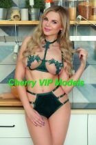 Female escort service from charming Evelina in Doha